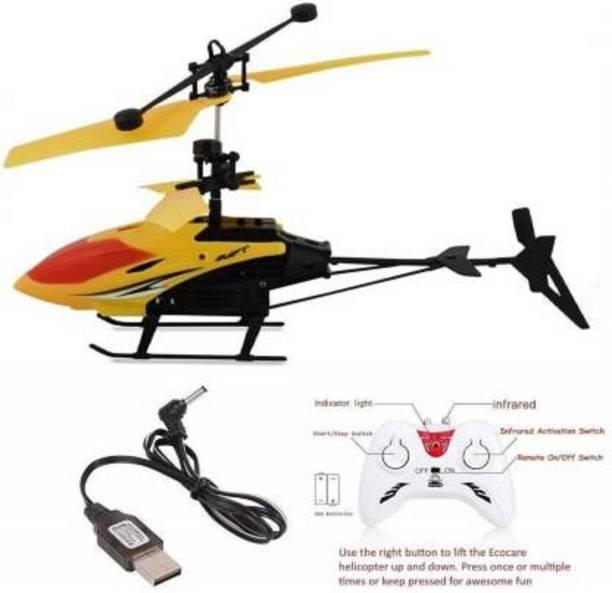 Hetkrishi Mini Infrared Induction Helicopter