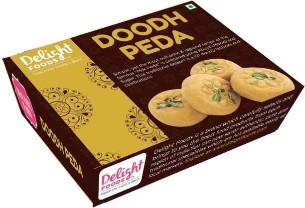 Delight Foods Mathura Doodh Peda - Milk Peda Box