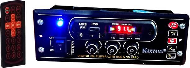 KAXTANG 4440 LAMBI PATTI CAR STEREO Mini Bluetooth Car Stereo/ FM /MP3/ AUX /USB/ BT /SD-MMC Car Stereo