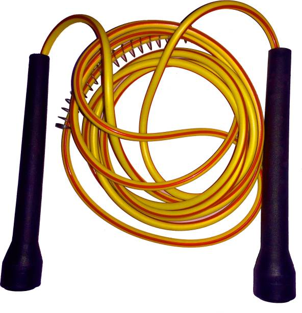 JXN SKIPPING ROPE PENCIL WITH LITE HADLE Freestyle Skipping Rope