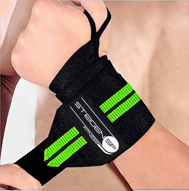 STEIGEN FITNESS Professional Wrist wraps Elastic Straps Brace Support Bands Boxing Hand Wrap