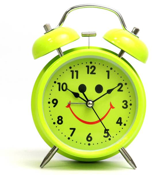 Sigaram Analog Green Clock