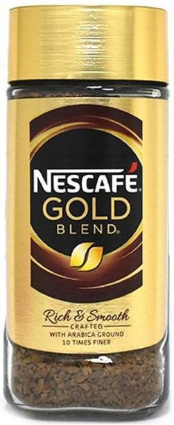 Nescafe Gold Blend Coffee 100g Instant Coffee