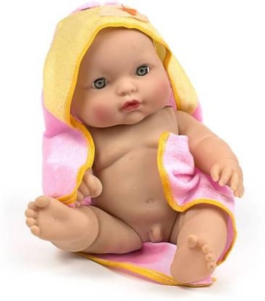 PS Aakriti cute towel baby boy (Multicolor)
