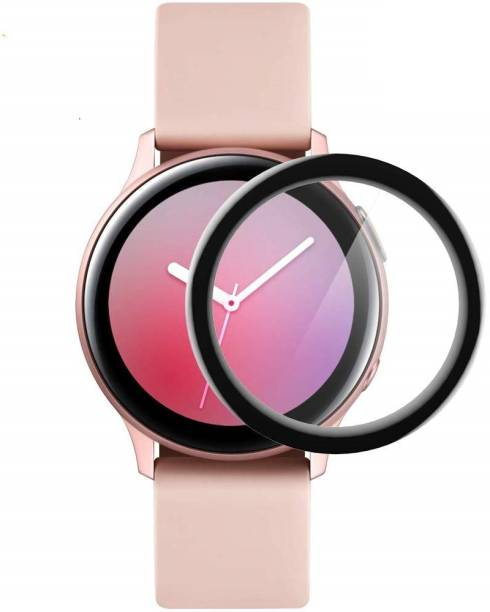Bigil Tempered Glass Guard for Samsung Galaxy Watch Active 2 40mm