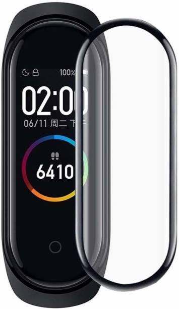 Bigil Tempered Glass Guard for Xiaomi Mi Band 4
