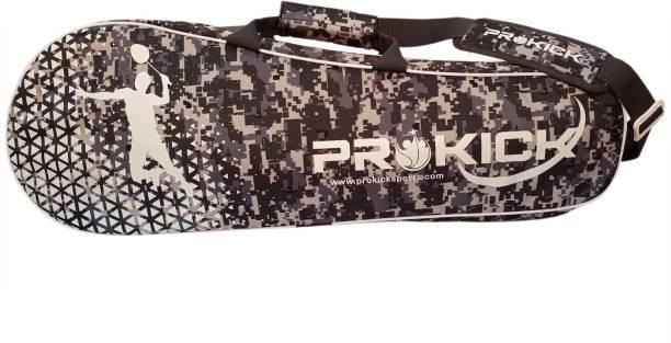 Prokick Camo Fusion Latest Edition Badminton Kitbag with Double Zipper Compartment