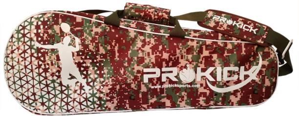 Prokick Camo Fusion Latest Edition Badminton Kitbag with Double Zipper Compartment 1