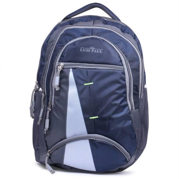 LUIS PAUL ZA77 Waterproof School Bag