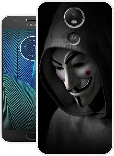 Morenzosmart Back Cover for Motorola Moto G5 Plus