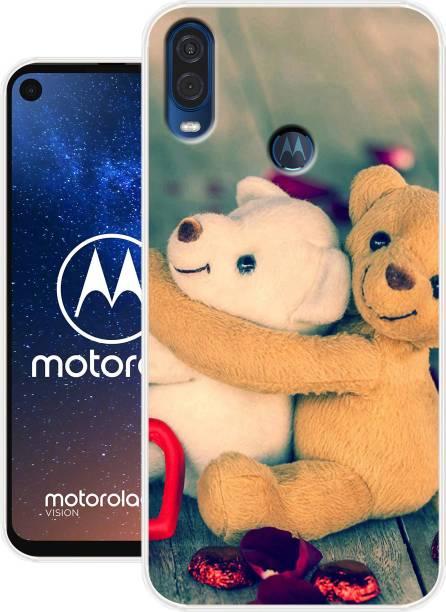 Morenzosmart Back Cover for Motorola Moto 1 Vision