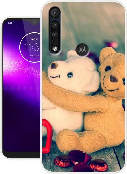 Morenzosmart Back Cover for Motorola Moto One Macro