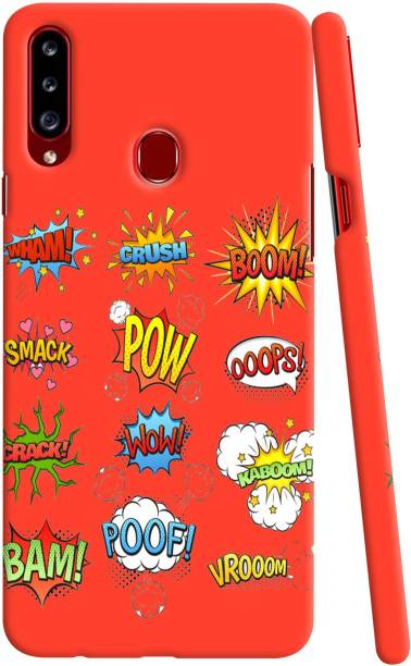 GIFT4EVER Back Cover for Samsung Galaxy A20S