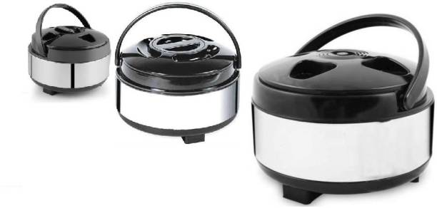 OMiFY Pack of 3 Cook and Serve Casserole Set