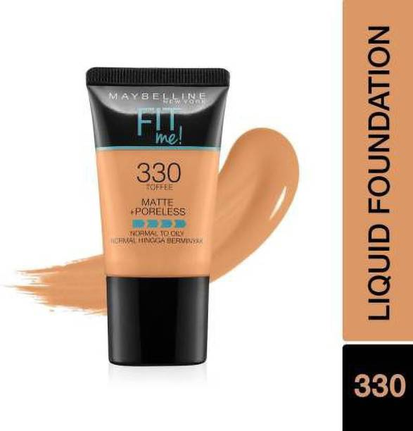 MAYBELLINE NEW YORK Fit Me Matte+Poreless Liquid Tube  Foundation