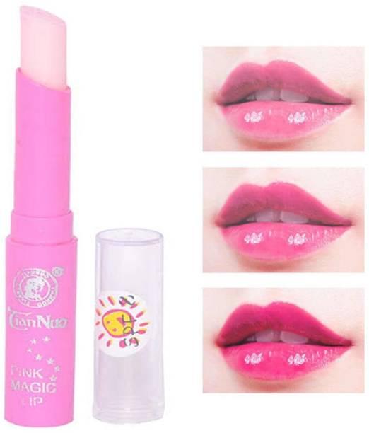 Pink Magic Lipbalm01 Strawberry