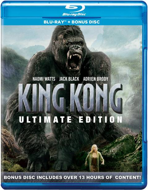 King Kong - Ultimate Edition (2-Disc)