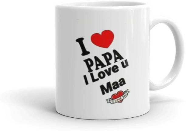 LAKDAS COFFEE MUG 600 Ceramic Coffee Mug