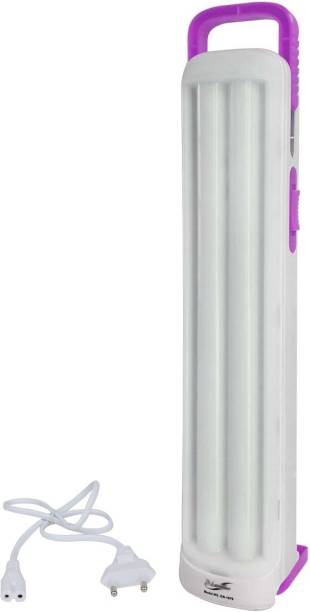 24 ENERGY 60 Hi-Bright SMD Long Twin Tube With Charging Cable Rechargeable Lantern Emergency Light