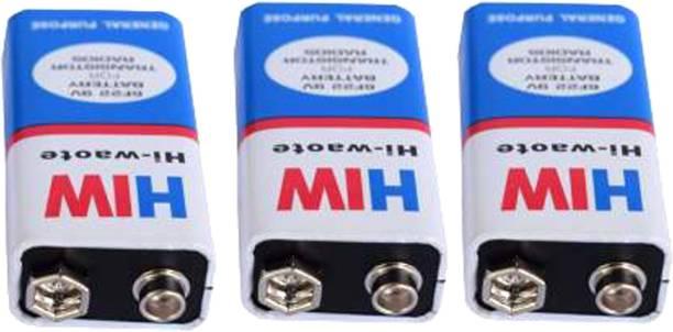 Creator HIW 9V Batteries  Battery