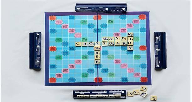 Kids Mandi SC-CRE32REW Word Games Board Game