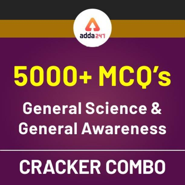 Adda247 GA and GS Cracker Combo for RRB JE | NTPC | SSC & others Exams English Printed Edition (NTPC Special)