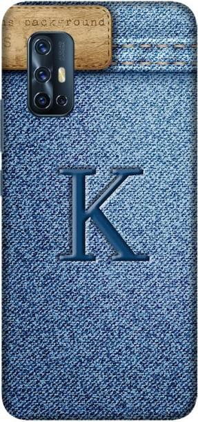 CASEMANTRA Back Cover for Vivo V17, Vivo 1919 -Zodiac Jeans