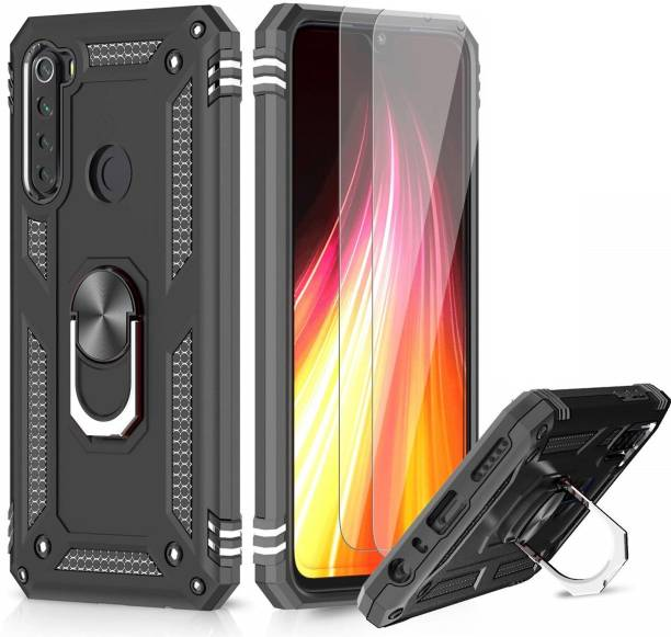Cover Alive Back Cover for Mi Redmi Note 8