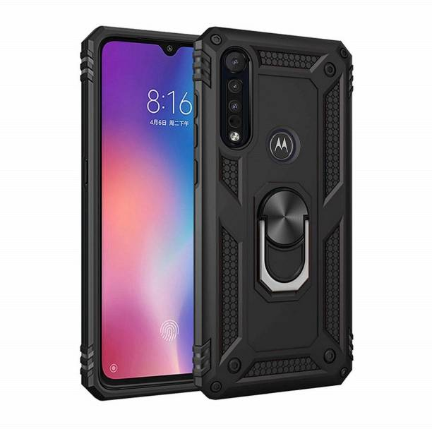 Flipkart SmartBuy Bumper Case for Motorola Moto One Macro