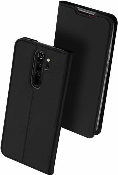 DHAN GTB Flip Cover for Xiaomi Note 8 Pro
