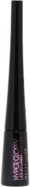 MAYBELLINE NEW YORK hyper glossy liquid liner black 3 g