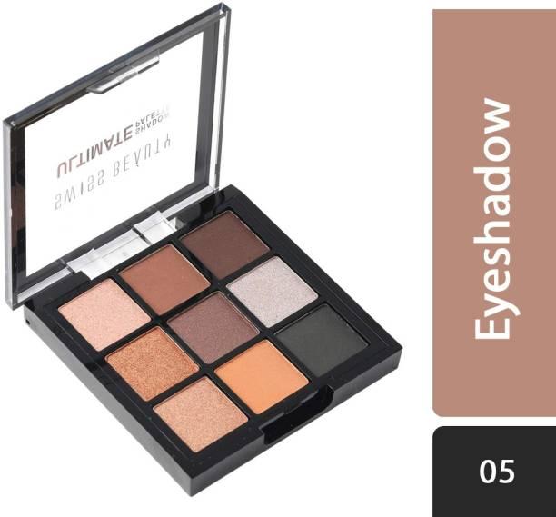 SWISS BEAUTY Ultimate Eyeshadow PaletteSB-706 9 g