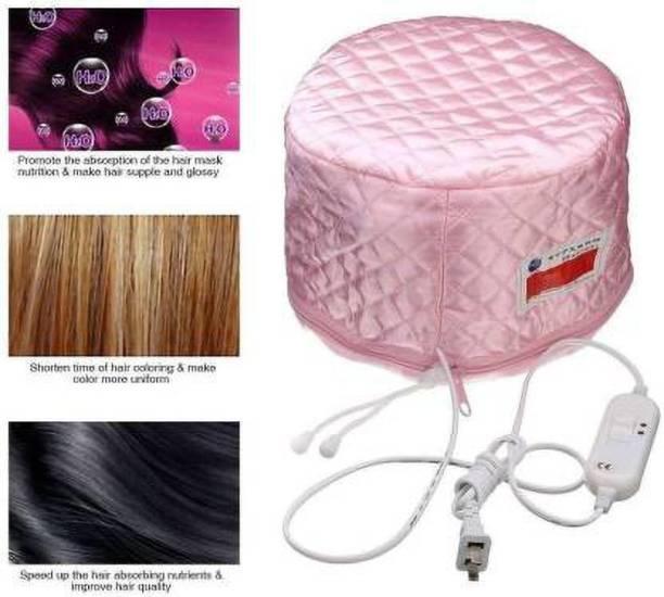 URBANMAC Head Spa Cap for Deep Conditioning and Oil Heats and Treatments Hair Steamer , Hair Steamer