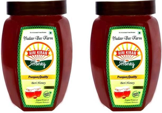Himkiran ( Pack of 2 ) Organic Beri Honey Buy