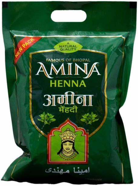 Amina Henna Powder Mehendi Natural Mehendi