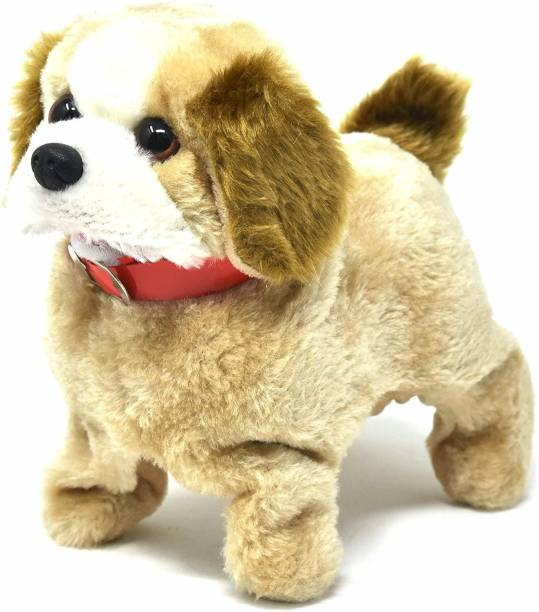 Eris Inc Fantastic Puppy Battery Operated Jumping Dog