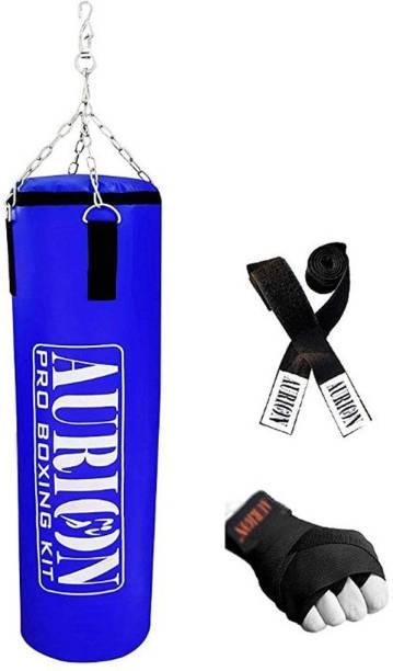 Aurion Unfilled Punching Bag Hanging Bag
