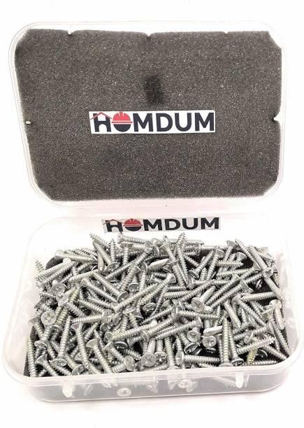 Homdum Carbon Steel Bugle Head Self-tapping Screw