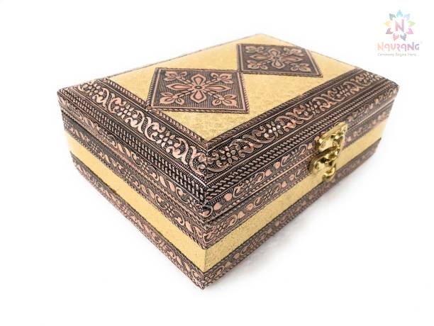 navrang Jewellery vanity box organizer Storage Multi Purpose box Vanity, Jewellery Box Vanity Box