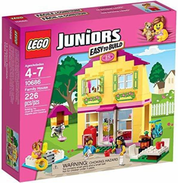 LEGO Family House, Multi Color [CAT_6498]