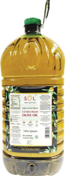 Sol 100% Spanish Extra Virgin Olive Oil Jar