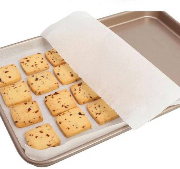 GoodLife Enterprises Oil Absorbing butter Sheets Cooking Paper Parchment Paper-100 sheets Shrinkwrap