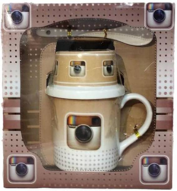 Jayaanu Limited Edition Instagram Combo pack Ceramic Coffee Mug
