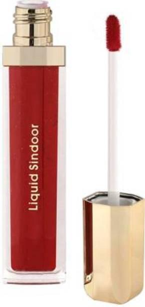BEAUTY ROSE Bridal Glam Liquid Waterproof Sindoor (Red) LIQUID