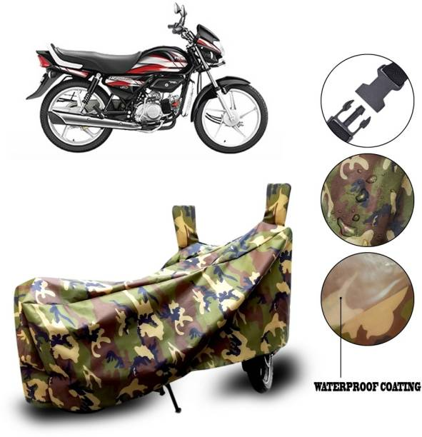 MASVERA Two Wheeler Cover for Hero