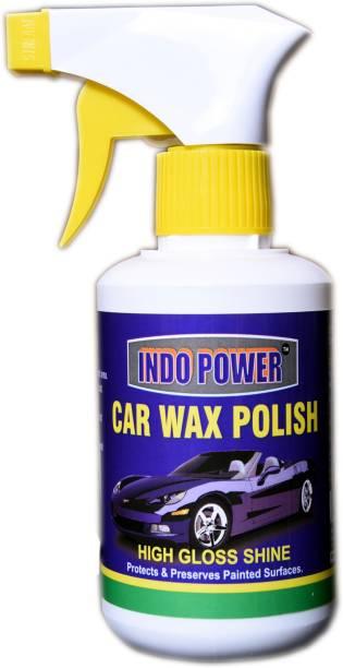 INDOPOWER CAR WAX POLISH GUNE 250ml. Car Washing Liquid