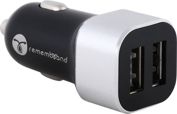 Remembrand 2.1 Amp Turbo Car Charger