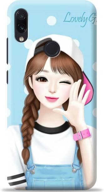 Crafter Back Cover for Mi Redmi Note 7 Pro, Mi Redmi Note 7, Mi Redmi Note 7S
