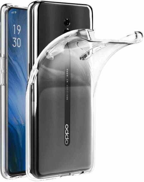 UNQMobi Back Cover for Oppo Reno 2Z Transparent Anti Scratch Full Shockproof Back Case