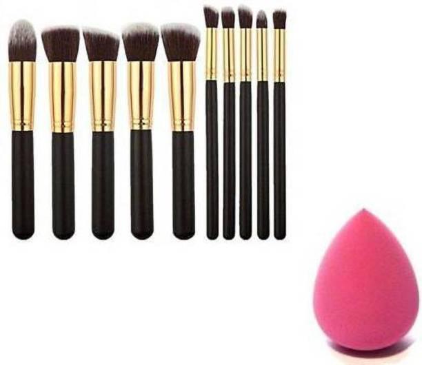 Ladista Makeup Brushes Set Tool Pro Foundation Eyeliner Eyeshadow